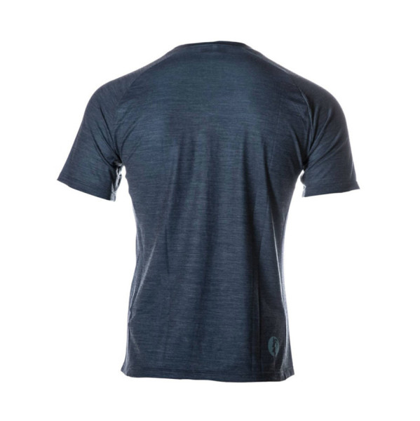 Waipio Merino Performance T-Shirt Men blue/petrol