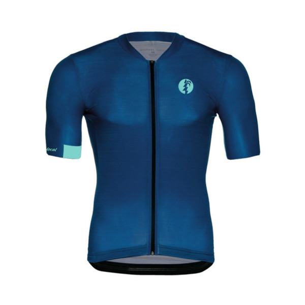 Riedberg Road Trikot Men blue/azure