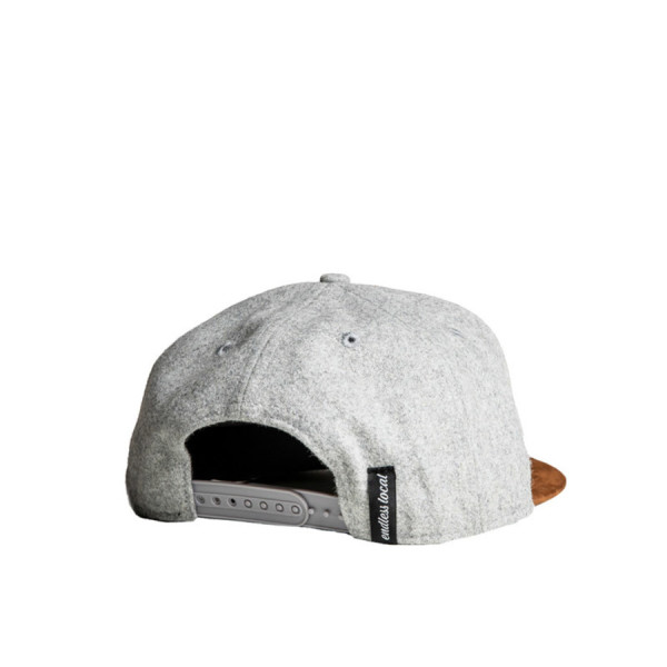 Kohala Cap Grey/Brown